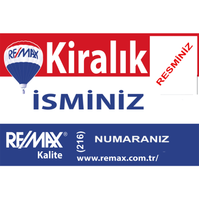 50x70 Remax Afişi (260/280 gr Dökme)